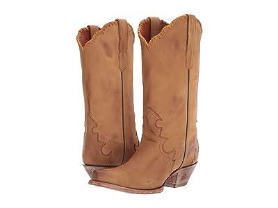 Dan Post Denise (Camel) Cowboy Boots