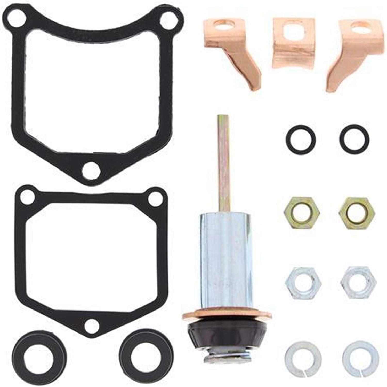 100% quality warranty! Solenoid Repair Kit Fits Nashville-Davidson Mall 2014 Iron XL883N Harley Davidson 883