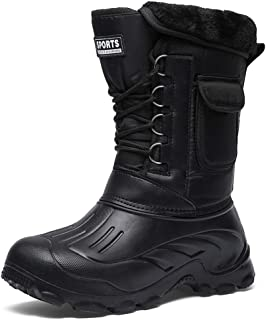 extreme cold weather safety boots