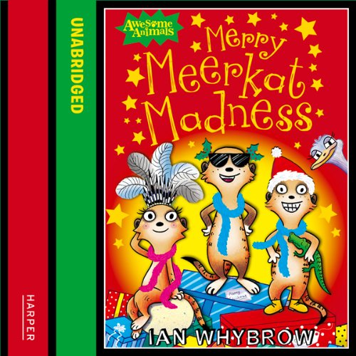 Awesome Animals – Merry Meerkat Madness cover art