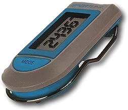 Sportline Digital Distance Tracker Wide Screen - Single Button Scrolling SP10070GY