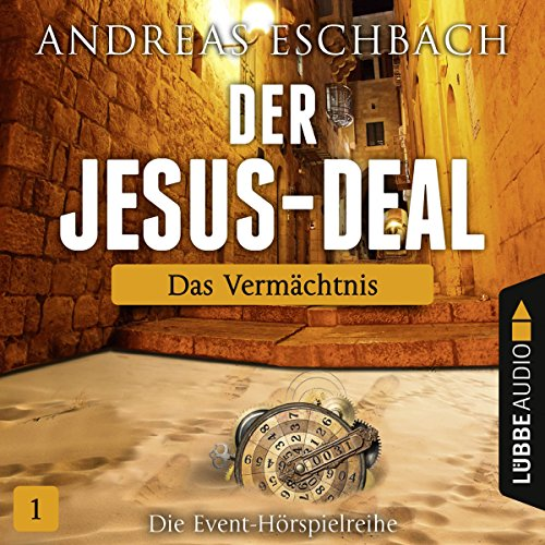 Das Vermächtnis audiobook cover art