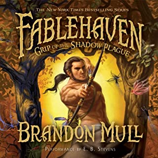 Fablehaven, Book 3 audiobook cover art