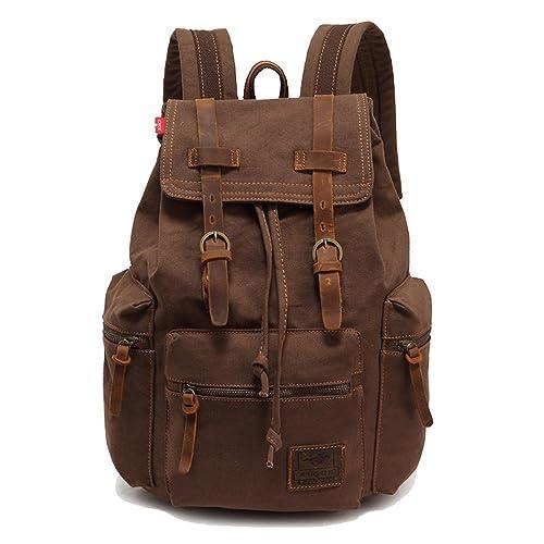 Vintage Rucksacks: Amazon.co.uk