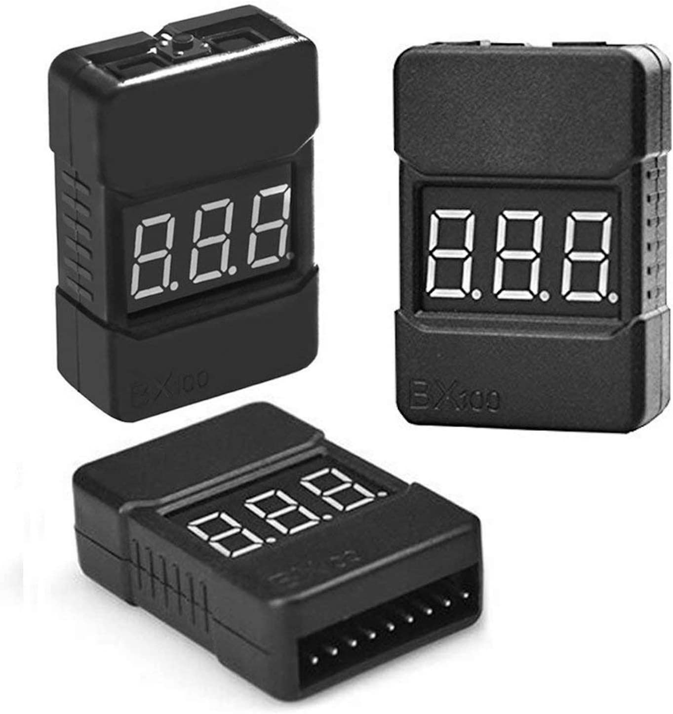LiPo Industry No. 1 Battery Checker - RC Volt Low Tester 1-8S Monitor Memphis Mall
