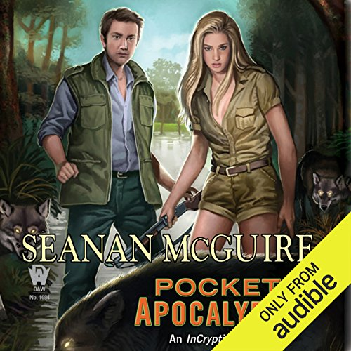 Pocket Apocalypse audiobook cover art
