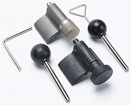 Supercrazy Diesel Engine Timing Crank Locking Tool Kit For VW AUDI T10050 T10100 SF0049