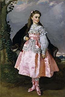 Oil Painting 'Rosales Gallina Eduardo The Countess Of Santovenia 1871 ' Printing On Polyster Canvas , 10 X 15 Inch / 25 X 38 Cm ,the Best Home Theater Gallery Art And Home Artwork And Gifts Is This Cheap But High Quality Art Decorative Art Decorative Canvas Prints