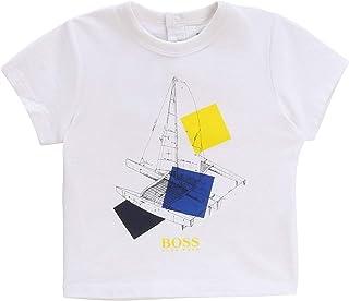 Hugo Boss j05760 Camiseta Niño