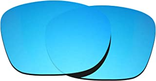 HANCO Polarized Replacement Lenses for Oakley Catalyst Sungl OO9272 - Ice Blue Mirror