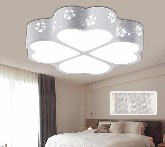 Plafonniers liwenlong Lampe de plafond led salon chambre à coucher l'éclairage, Lumière blanche 40cm