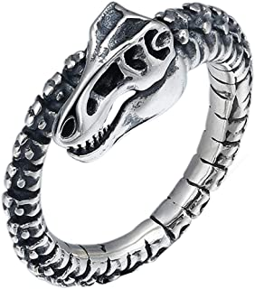 mens dinosaur ring