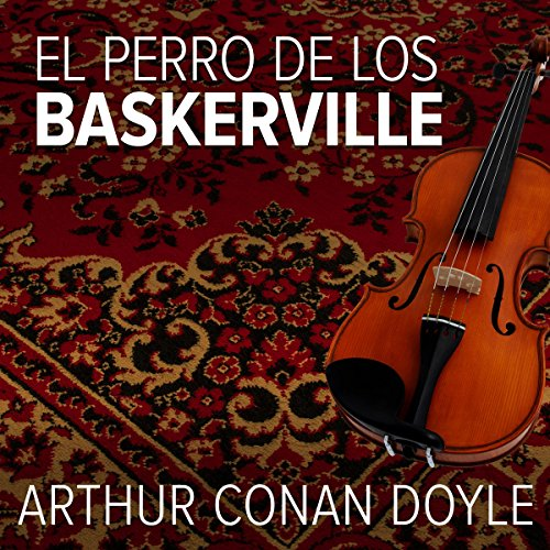El perro de los Baskerville audiobook cover art