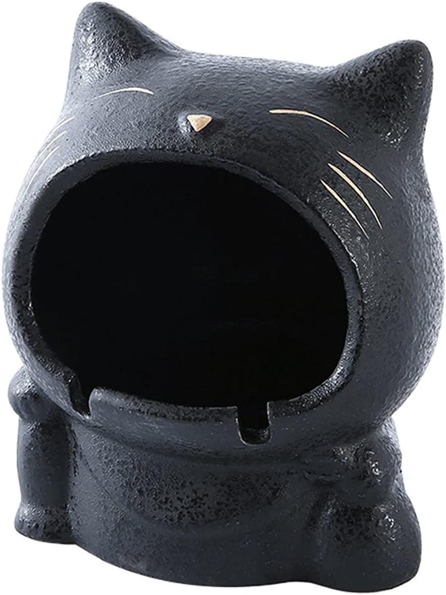 5   popular Cigarette Ashtray Ash Tray Cute Cat Cer Cartoon Creative