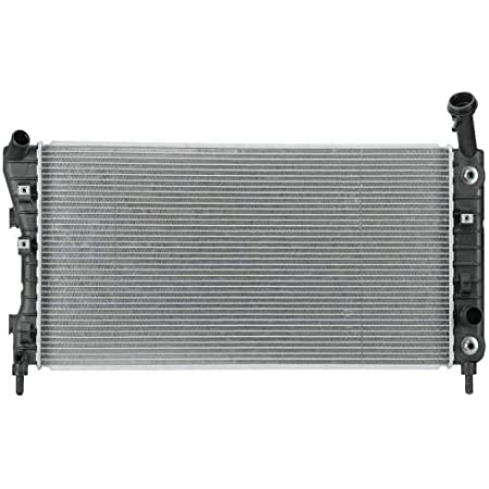 Complete Radiator Replacement for 2005-2009 Buick Allure LaCrosse 2004 2005 Chevrolet Impala Monte Carlo 2004-2008 Pontiac Grand Prix 3.4L 3.8L AutoShack RK1065 30.3in