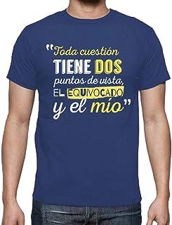 latostadora - Camiseta Puntos de Vista para Hombre