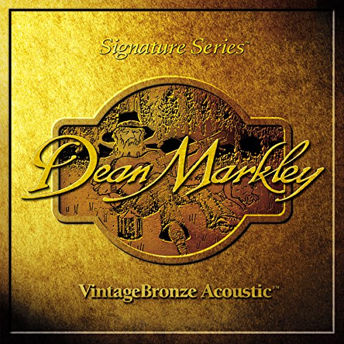 Dean Markley 2202 - Juego de cuerdas para guitarra acústica