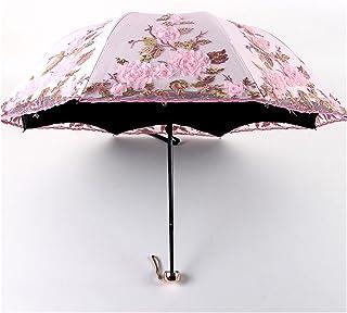 مظلة ظلة الرباط المضادة للأشعة الشمس المشروعة المضادة للأشعة فوق البنفسجية Sunumbrella Sunshine والأمطار المزدوجة الغرض (C...