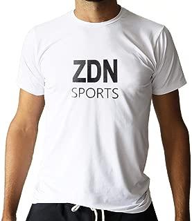 Camiseta Masculina Poliamida Branca ZDN Branco