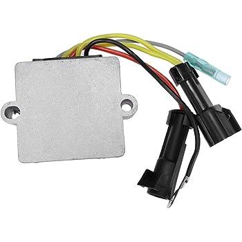 New 5 Wires Voltage Regulator For Mercury Marine 4 Stroke 893640T01 18-5732