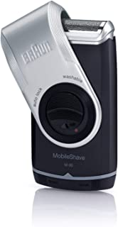 Braun M-90 Mobile Shaver Battery Operated