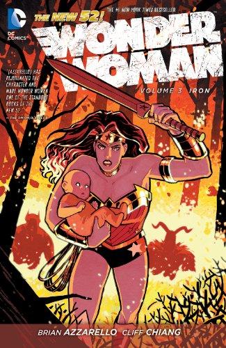 Wonder Woman (2011-2016) Vol. 3: Iron (English Edition)