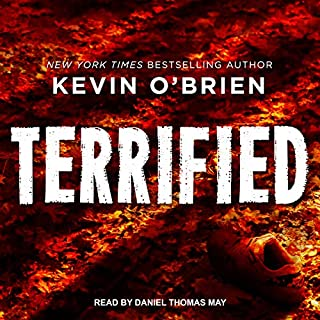 Terrified audiobook cover art