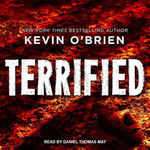 Terrified audiobook cover art