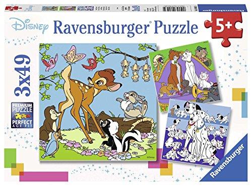 Ravensburger- Walt Disney, Color Verde (08043)