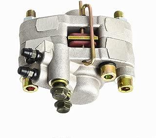 New Rear Brake Caliper Mounting For Polaris Xplorer 250 400 1999 2000 2001 2002 With Pads