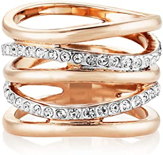 باكلي لندن خواتم فاشن طلاء ذهبي للـنساء ، حجم 6 US - 5030202210063