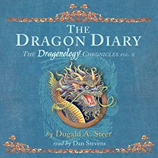The Dragon Diary cover art