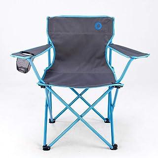 ZMCKD Silla Plegable de Camping 2019 Acero Inoxidable Silla Ligera para Pescar al Aire Libre Súper Silla Plegable de Camping al Aire Libre portátil Playa de Picnic Al Aire Libre sketchin Asiento