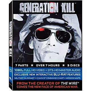 Generation Kill BD [Blu-ray] (Sous-titres franais) [Import] (B001IFZL50) | Amazon price tracker / tracking, Amazon price history charts, Amazon price watches, Amazon price drop alerts
