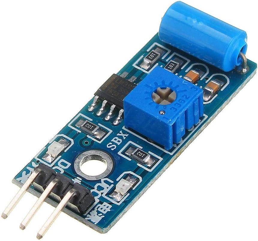 KEPUSHIYE sold out Electronics kit Vibration Switch Ranking TOP17 Module Alarm Sensor