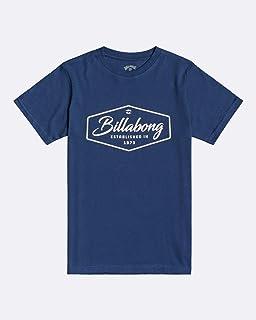 BILLABONG Trademark-Camiseta para Chicos, Niños