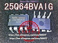 10PCS W25Q64BVAIG 25Q64BVAIG In Stock