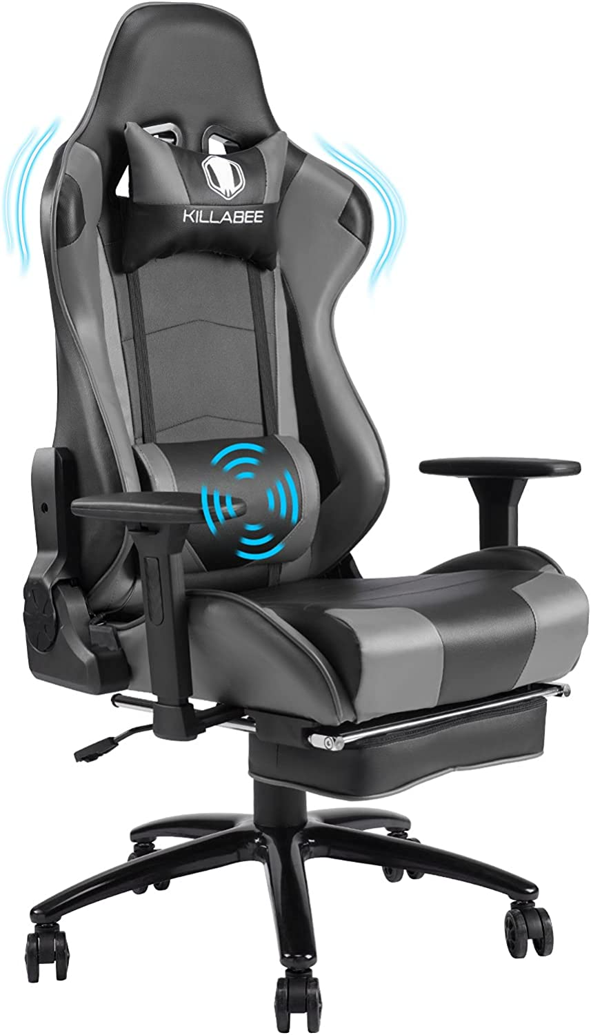 Blue Whale Big & Tall Gaming Chair  $84.99 Coupon
