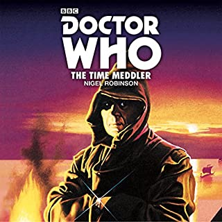 Doctor Who: The Time Meddler cover art