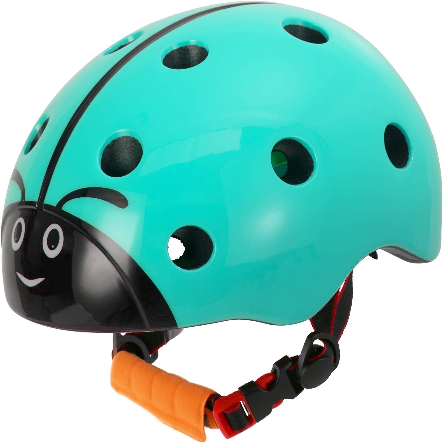 Ages 3 to 8 Years Old Boys Girls Multi-Sports Safety Cycling Skating Scooter Helmet DR BIKE Kids Helmet Adjustable from Toddler to Youth Size