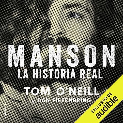 Page de couverture de Manson (Spanish Edition)