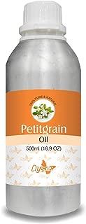 Crysalis Petitgrain Oil 100% Natural Pure Undiluted Uncut Essential Oil 500ml
