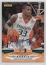 Jack McClinton (Basketball Card) 2009-10 Panini - [Base] - Inscriptions [Autographed] #343
