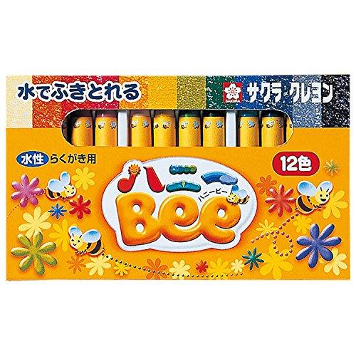 12 D?finir la couleur Honey Bee Sakura Couleur crayon aqueuse (japon importation)