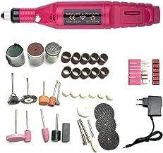 Kongqiabona-UK 88PCS Mini Taladro eléctrico Amoladora Kit de molienda Herramienta de Corte de perforación de Pulido
