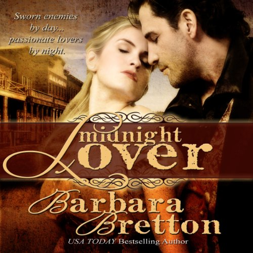 Midnight Lover audiobook cover art