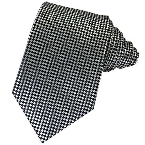 GASSANI Lot de 3 Cravates /à carreaux pour homme Largeur 8 cm 15 couleurs