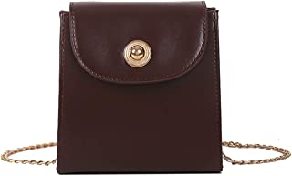 Women Chain Bags Saddle Fresh Messenger Handbag Clutch Designer Mini Shoulder Bags Women Handbag