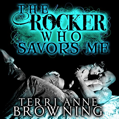 The Rocker Who Savors Me audiobook cover art