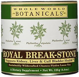 Whole World Botanicals, Royal Break-Stone Tea, 4.4 oz (125 g) by Whole World Botanicals